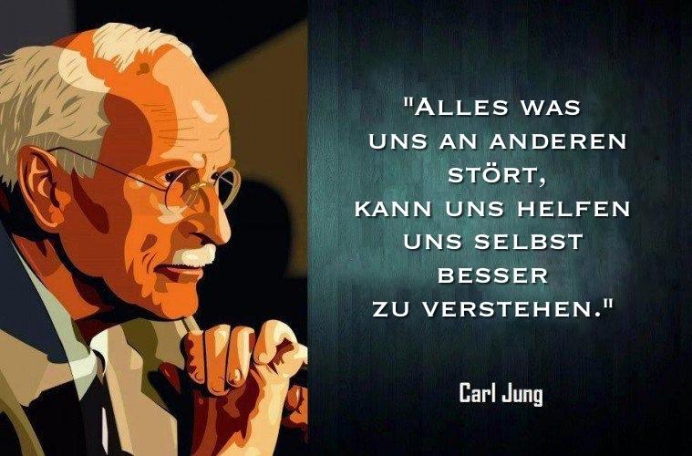 20 Tiefgrundige Zitate Des Tiefenpsychologen Carl Jung Die Dir Helfen Werden Dich Selbst Besser Zu Verstehen Der Poet